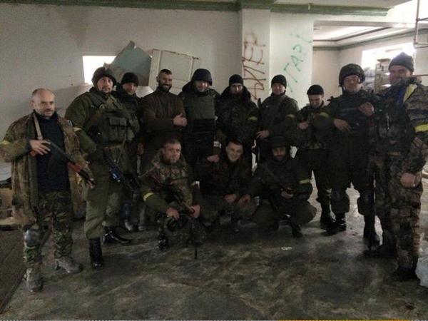 Под завалами Донецкого аэропорта еще могут быть живые воины, - Рубан - Цензор.НЕТ 5648