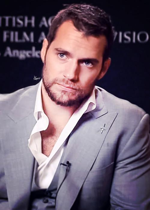 Henry Cavill Tumblr - Magazine cover