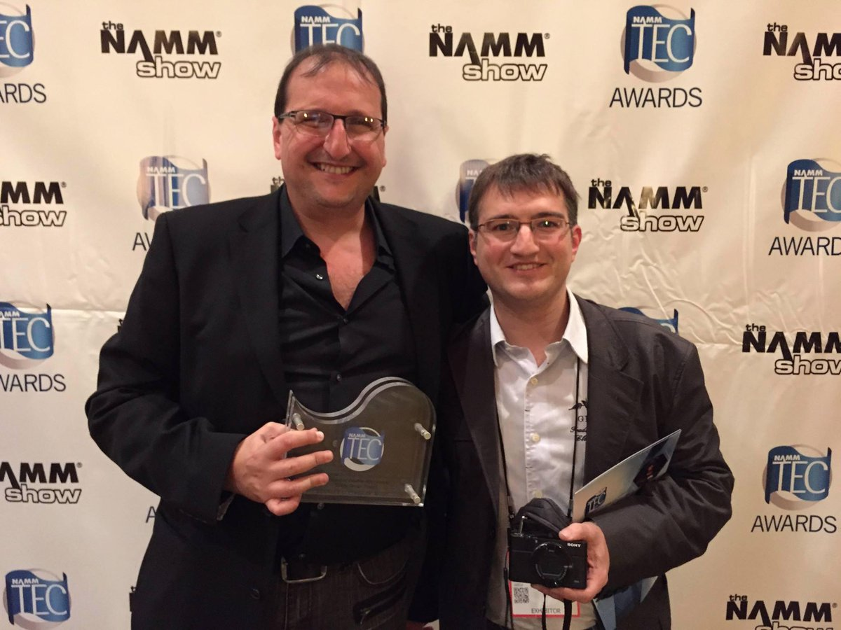 WSDG WINS TEC Award for Outstanding Creative Achievement in Studio Design Project presented at #NAMM2015 http://t.co/g17TIdgcJM