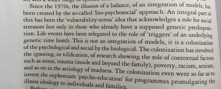 Bio-psykosocial modell