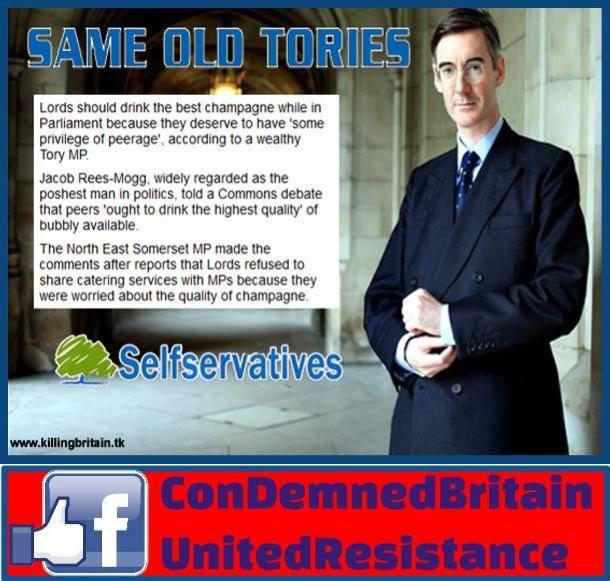 Jacob Rees-Mogg - eccentric toff, or just a nasty right-wing Tory? B8MpZPtIYAAPnd0