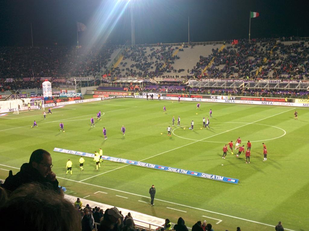 Ultime Notizie. FIORENTINA-ROMA Risultato DIRETTA gol live video: Gomez 1-0