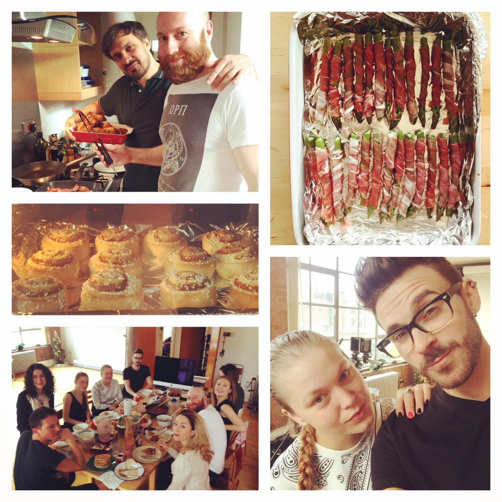Food coma much #sundaybrunch @lillyalice1 @DanKorkelia @woland___ http://t.co/8GWVXNSe1p