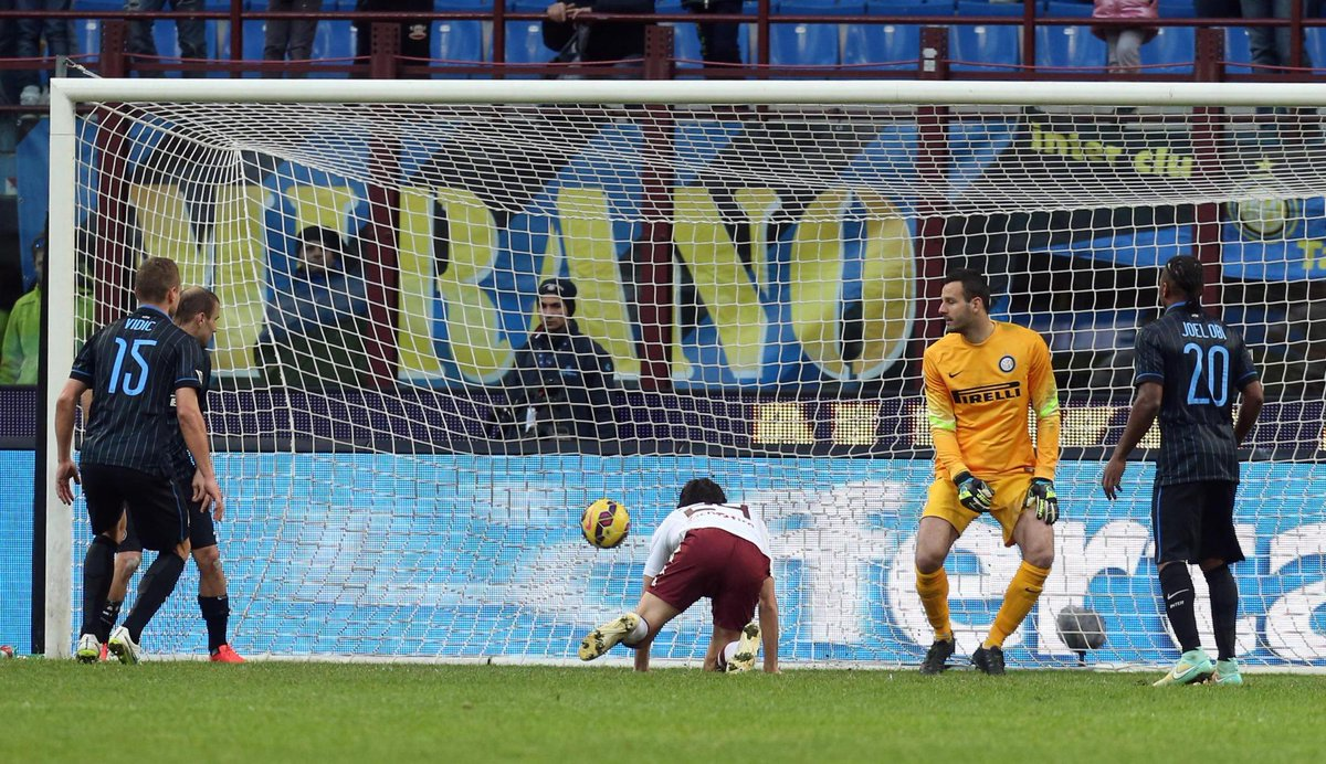Serie A: Inter-Torino 0-1 all'ultimo minuto, video
