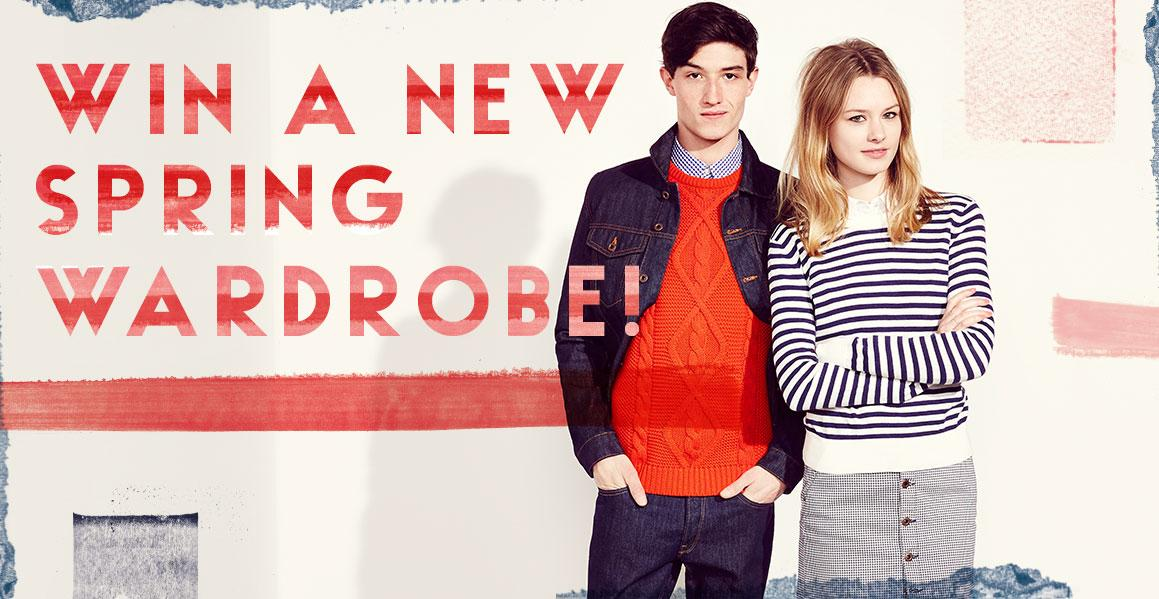 RT @JackWills: Let us style you up for Spring. Win our entire spring wardrobe! -> http://t.co/sgDbAMLQtx #win http://t.co/JmYFDqP1lh