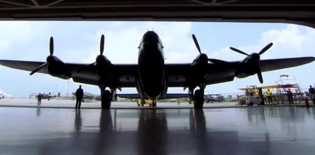 WORTH A WATCH! It's the trail for doc on 2 Lancasters 'Reunion of Giants'  http://t.co/QI1ZxeYkbL http://t.co/fvjjPws0pl
