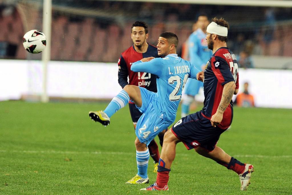 Rojadirecta Napoli-Genoa Empoli-Udinese in Diretta TV, info streaming Serie A oggi