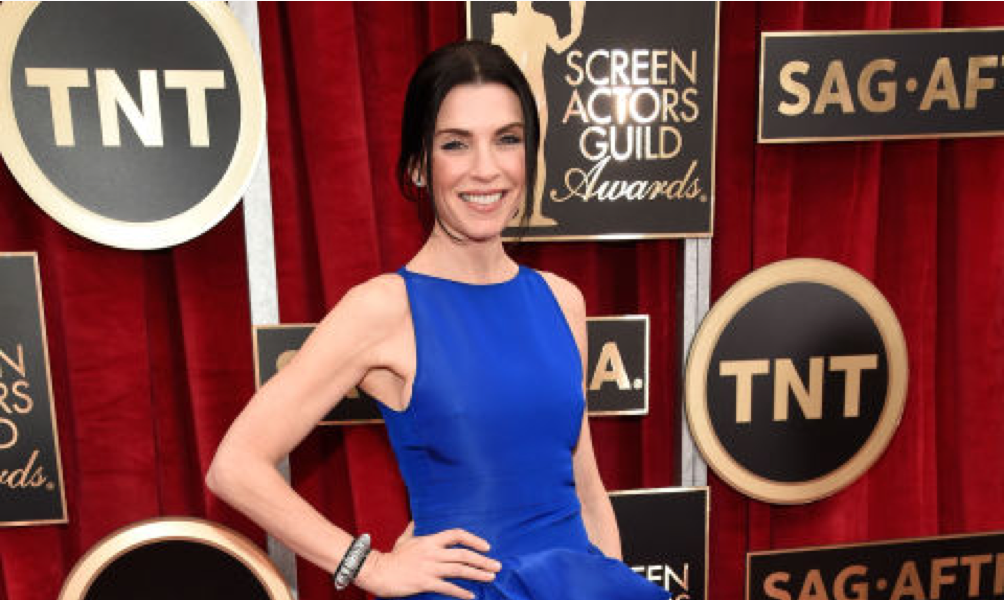 Ah! That color! You HAVE to see the bottom of Julianna Margulies's #SAGAwards dress: http://t.co/4i9nsOhgYy http://t.co/TILHeltJaa