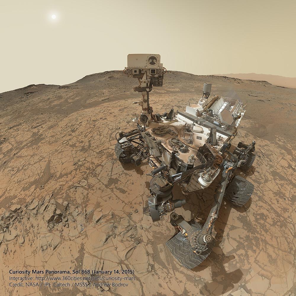 [Curiosity/MSL] L'exploration du Cratère Gale (2/3) - Page 24 B8OPV7GCUAEsZwl