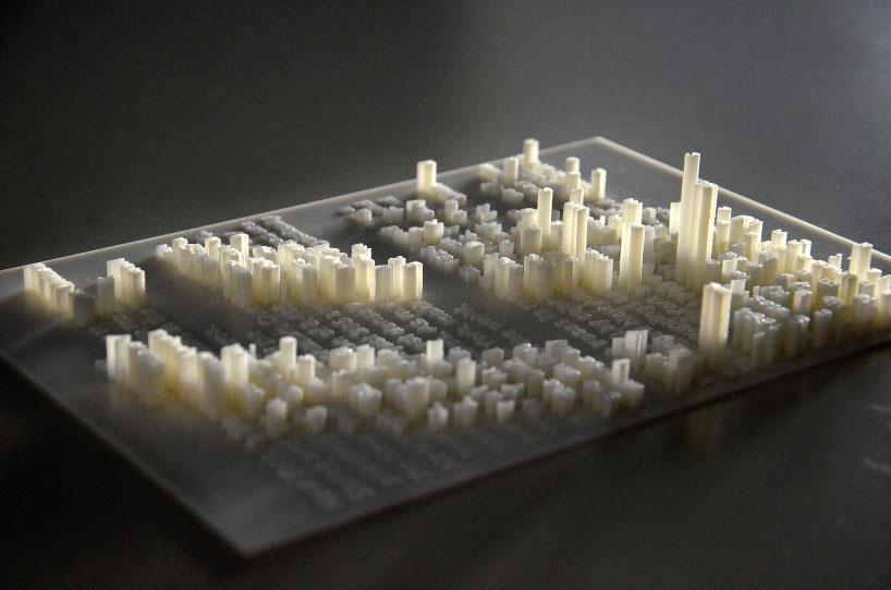 3D-printed typographical cityscapes - see this stunning project here: http://t.co/JQXjpTJfBb #tech #creative http://t.co/HQrk9MJZvY