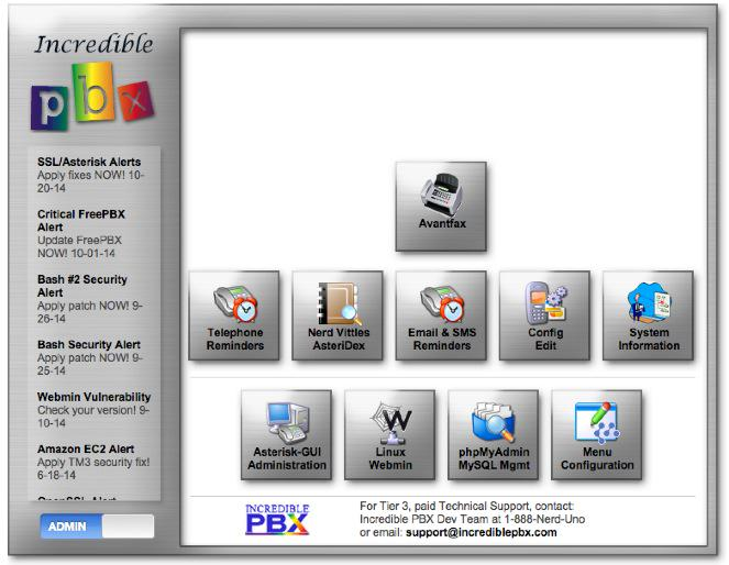 The Gotcha-Free PBX: Introducing Incredible PBX for Asterisk-GUI (CentOS)