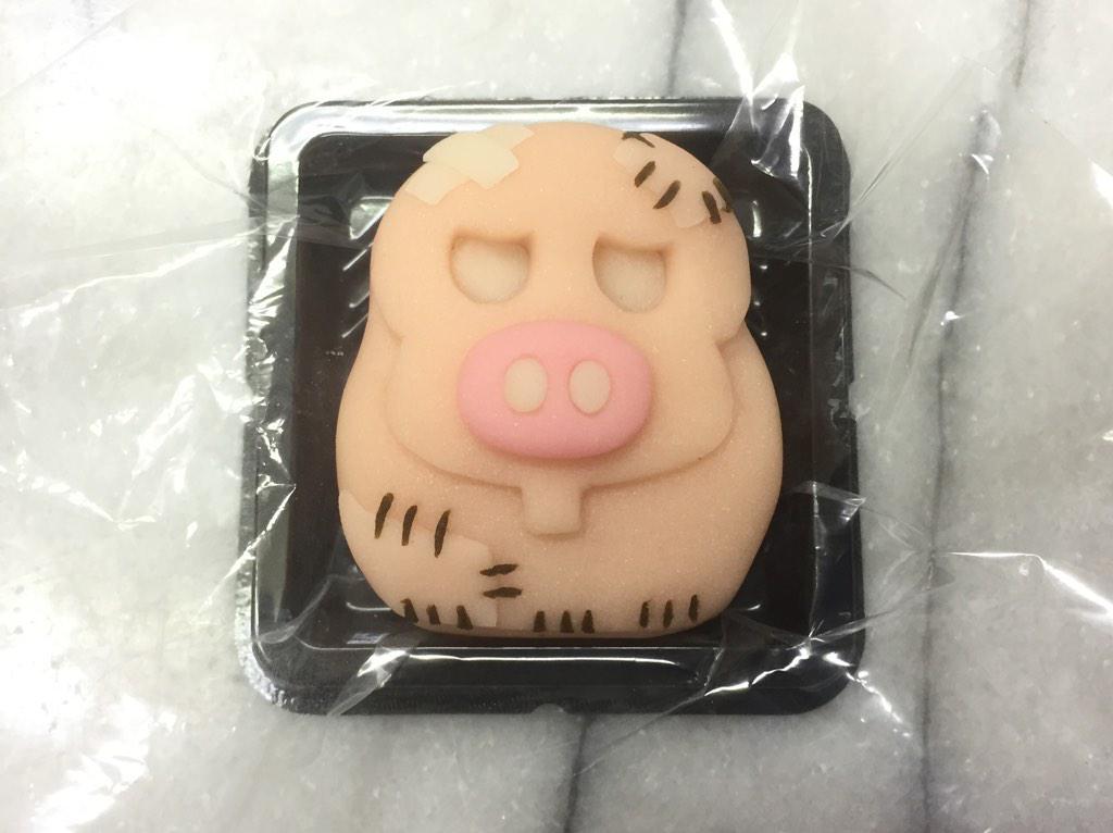 ヒョウタンツギ#ブラック・ジャック 和菓子で作ってみたZ pic.twitter.com/S80jn25w3a