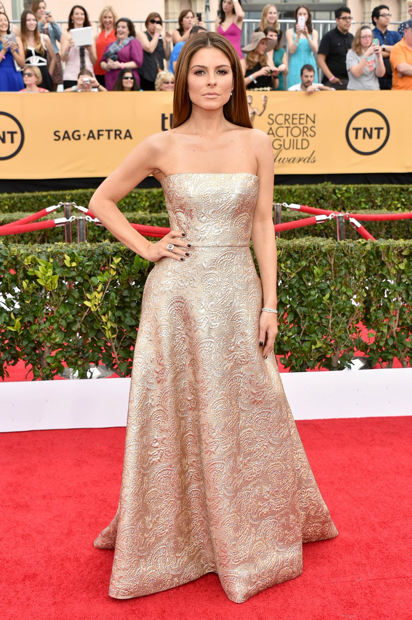 Here we go... the presenters have arrived on the 2015 #SAGAwards red carpet http://t.co/S2FQq2tRwh http://t.co/lt7EpO57vk