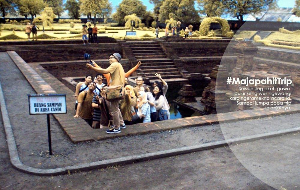 #MajapahitTrip
