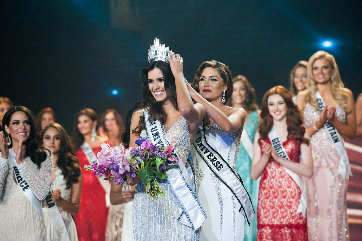 VIdeo Miss Universo alla colombiana Paulina Vega