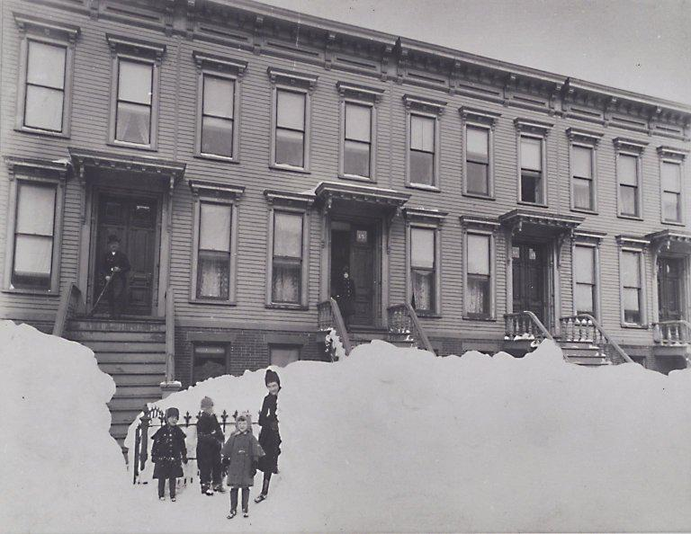 The Great Blizzard of 1947