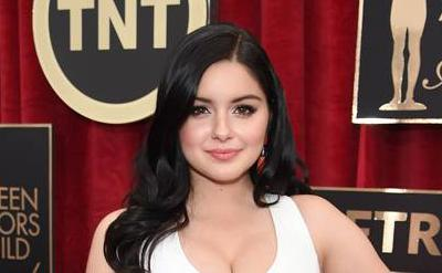 #ArielWinter puts her curves on display on the red carpet at the #SAGAwards! http://t.co/faz3fuBICm http://t.co/j56Y1e00au