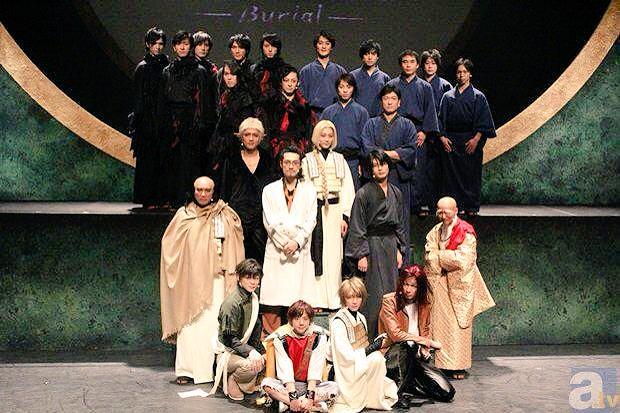 最遊記歌劇伝-Burial- 最高の原作、 最高のスタッフ、 最高の仲間、キャスト達。 ありがとう。 #fujitaray #dustz