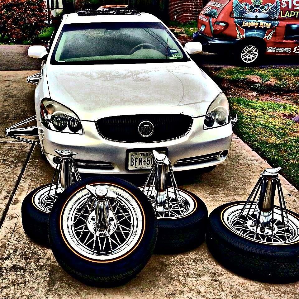 Texan Wire Wheels on Twitter: \
