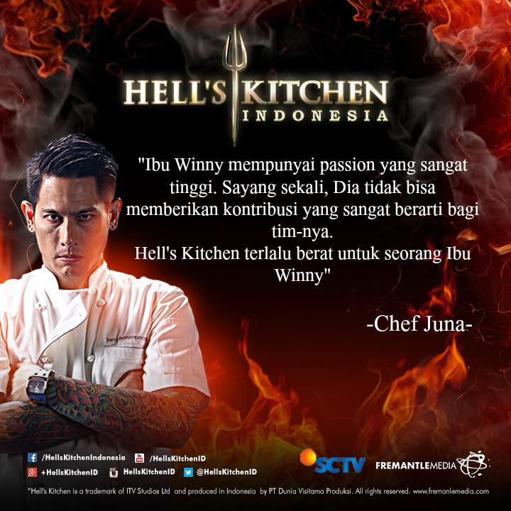 hell s kitchen id on jan th quotes by chef juna