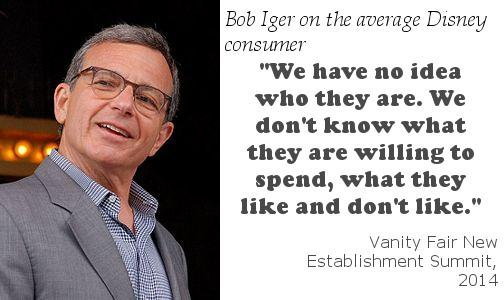 Here's an Iger quote worth retweeting. http://t.co/5HDbcHD6QB