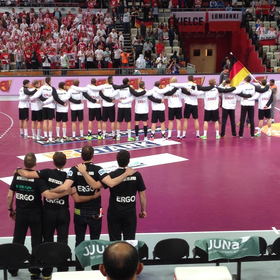 deutschland ägypten handball live