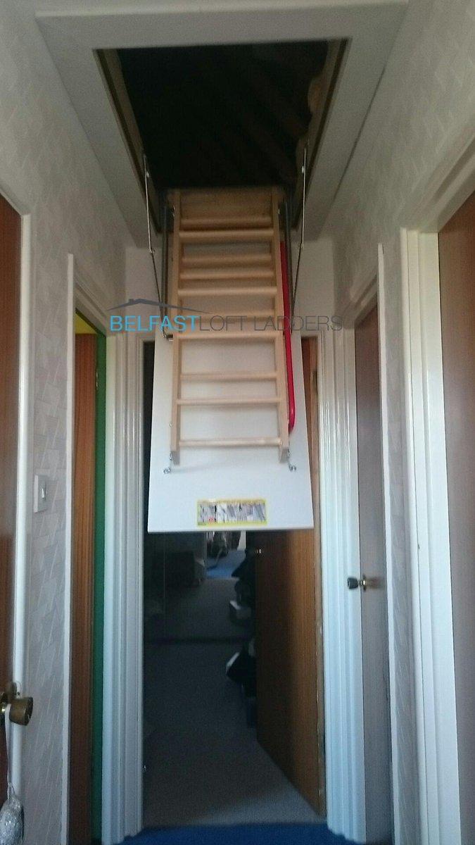 Loft Ladders Belfast Stlfamilylife