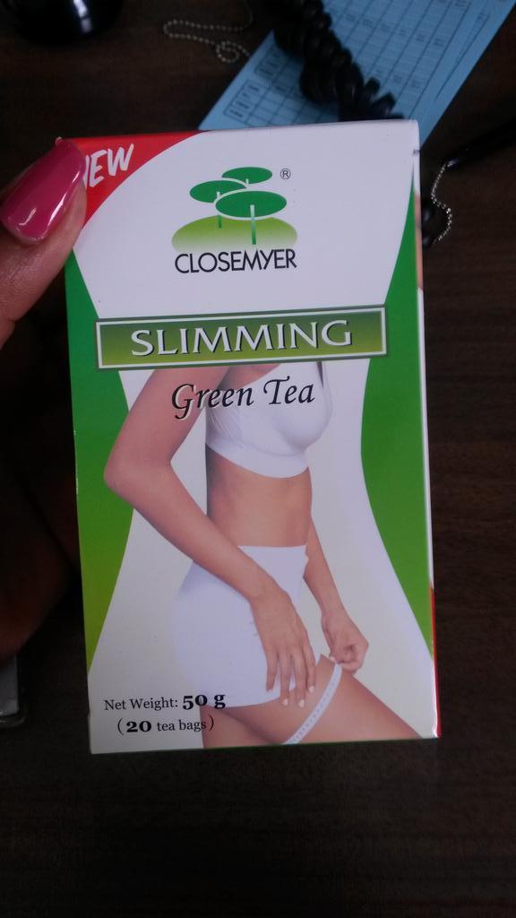 closemyer slimming ceai recenzii