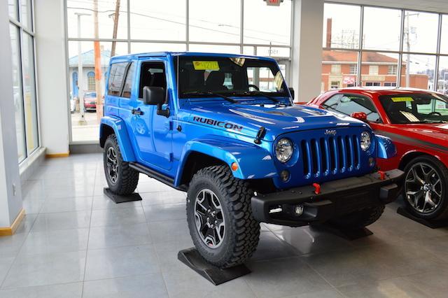 Bubba Watson Jeep