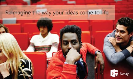 Reimagina la manera de presentar ideas