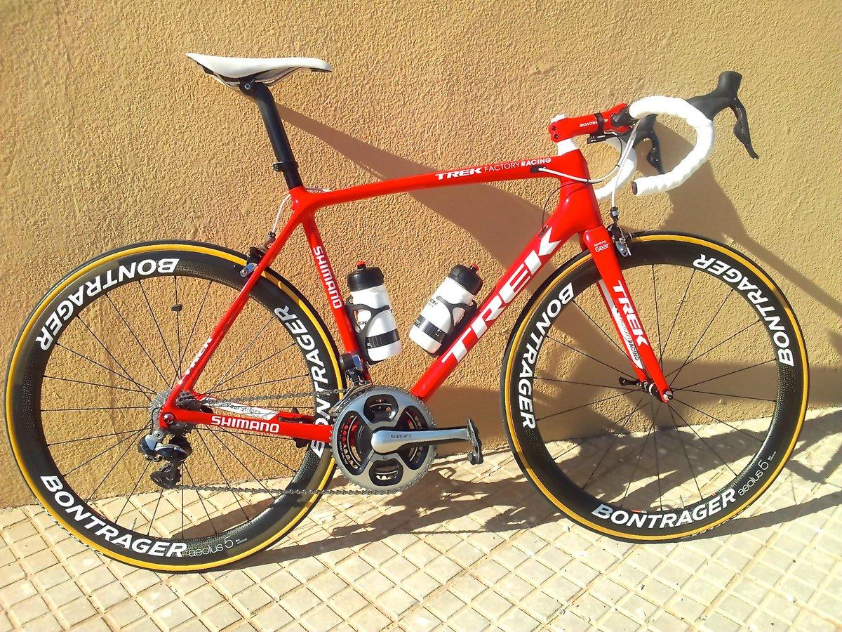 "Trek Bicycle ar Twitter: ""Red looks good on you, #Emonda  --- RT"