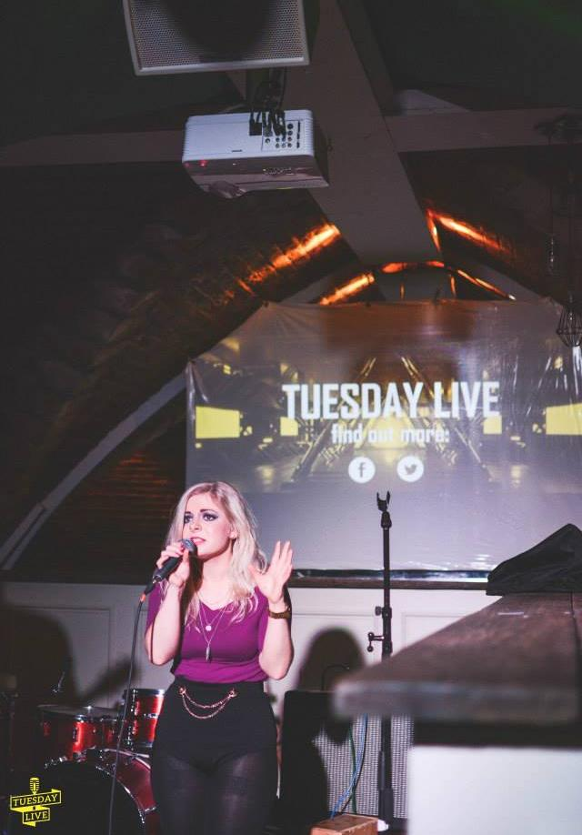 RT @AdorahJohnson: Such A Great Night @TuesdayLive Last Week! Get Your FREE Download Of My EP #TrueToSelf Here:  https://t.co/2oxGoCMn0R ht…