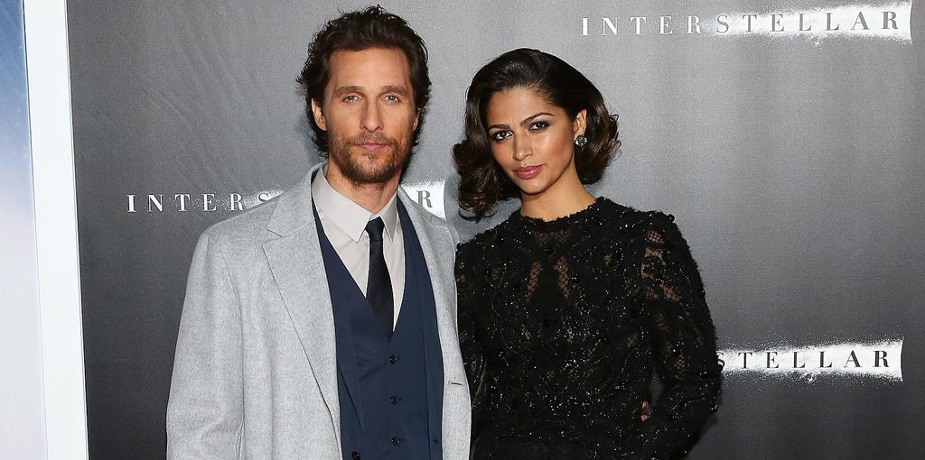 Proof that the McConaughey's are the best dressed duo in Hollywood. (Sorry, George and Amal):  http://t.co/791dKW1amn http://t.co/HdTxbcjssr