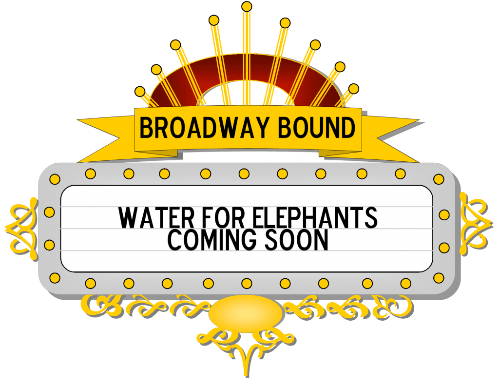 BROADWAY BOUND! 'WATER FOR ELEPHANTS' IS DESTINED FOR BROADWAY http://t.co/Y4rcst878M http://t.co/evVFNUS1zz