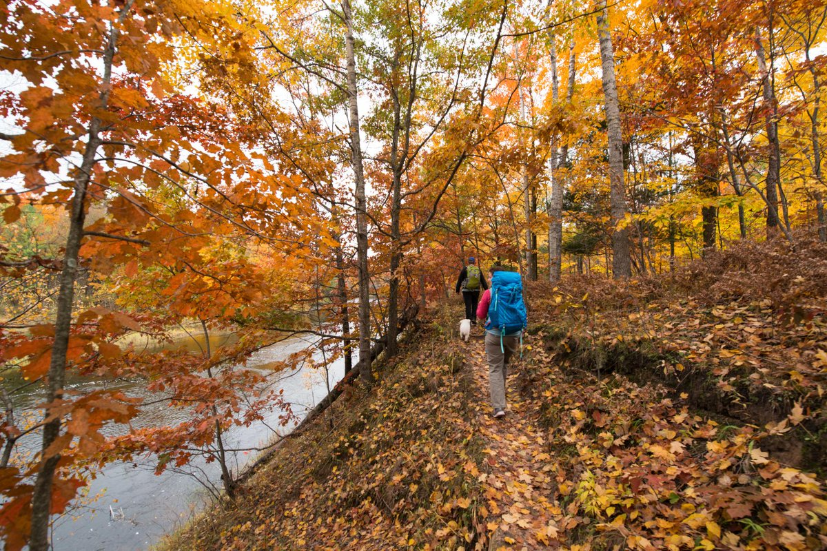 Belle Isle-to-Ironwood hiking/biking routes named Michigan's Iron Belle Trail! http://t.co/qyFuXAVwbV #MiTrails http://t.co/GdMDFGbdSI