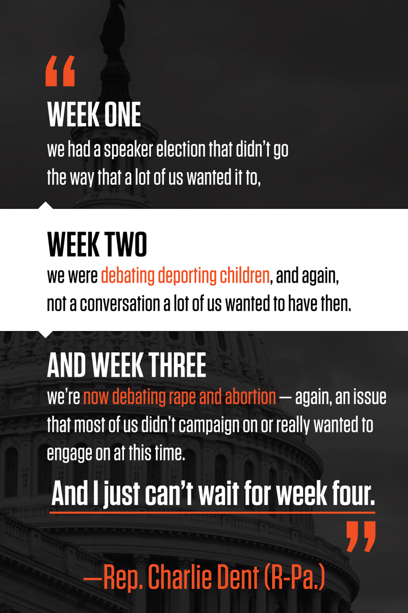 See what one representative had to say about the first three weeks of the new Congress. http://t.co/5sZrbbRAaP