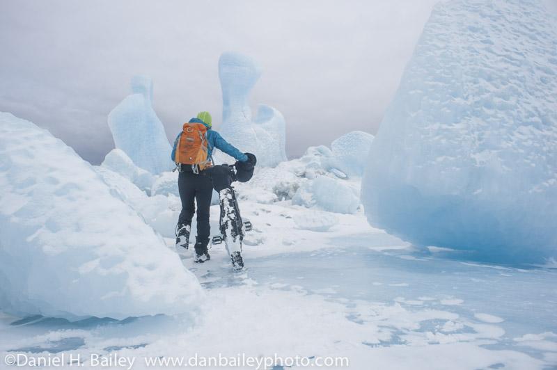 Riding #bikes in winter, #Alaska style. http://t.co/46ILdpAxCG