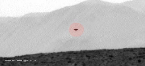 UFO su Marte (VIDEO): la foto NASA l'evidenza più chiara dell'esistenza di Alieni