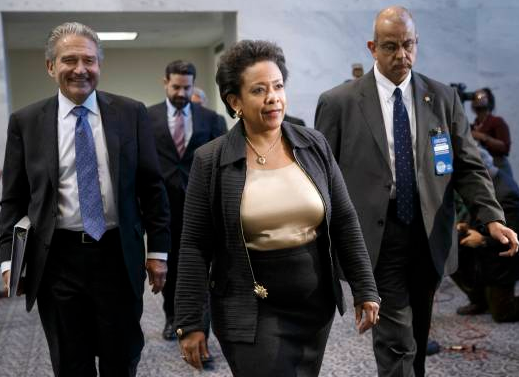 Loretta Lynch quietly dropped $450,000 civil forfeiture case