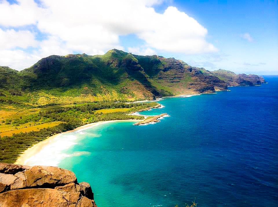 The Garden Isle and its endless #beauty are truly #OneOfAKind! #kauai #travel #Island #hiking http://t.co/LEvqHIgOke
