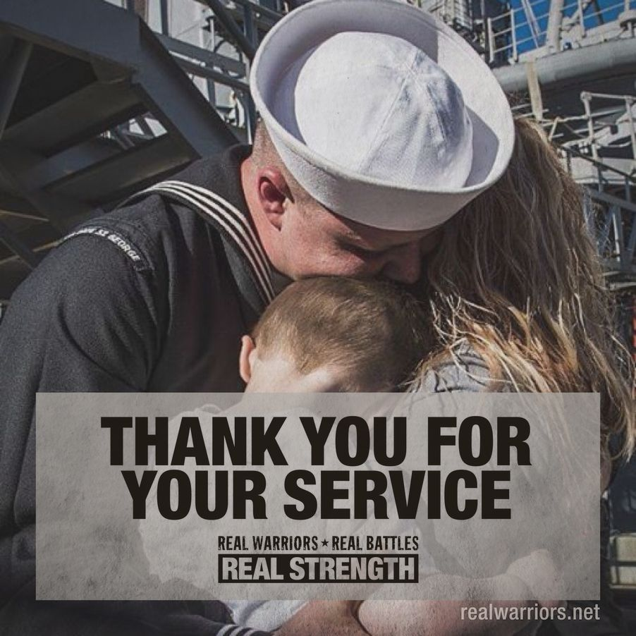 #MilitaryMonday salute to @USNavy #sailors aboard the USS Cape St. George (CG 71), who just returned home! #sot http://t.co/PJSB2Nv9Zx