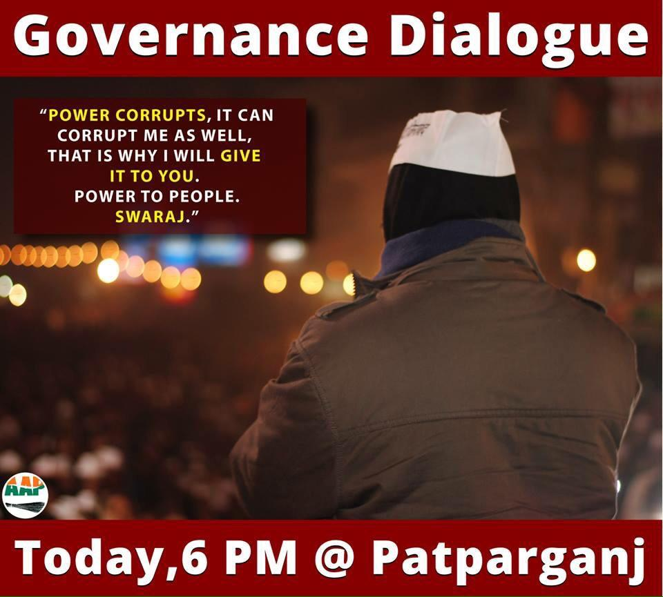 Thumbnail for Twitter Report - Aam Aadmi Party Tweets 27/01/2014