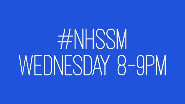 What new things are you trying out on social media this year & why?  Tell us on the #nhssm chat tomorrow http://t.co/Yj8QiVI0Ug