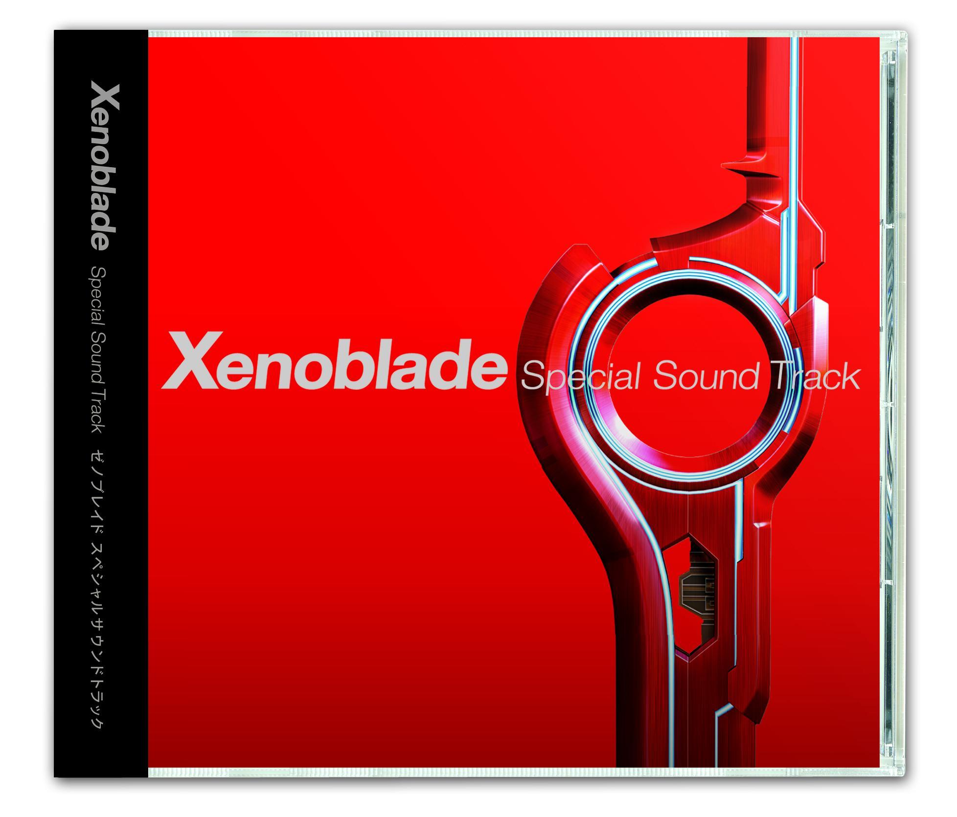 BSO Xenoblade Chronicles 3D