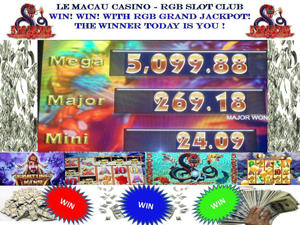 Le Macau Slot Club Le Macau Twitter