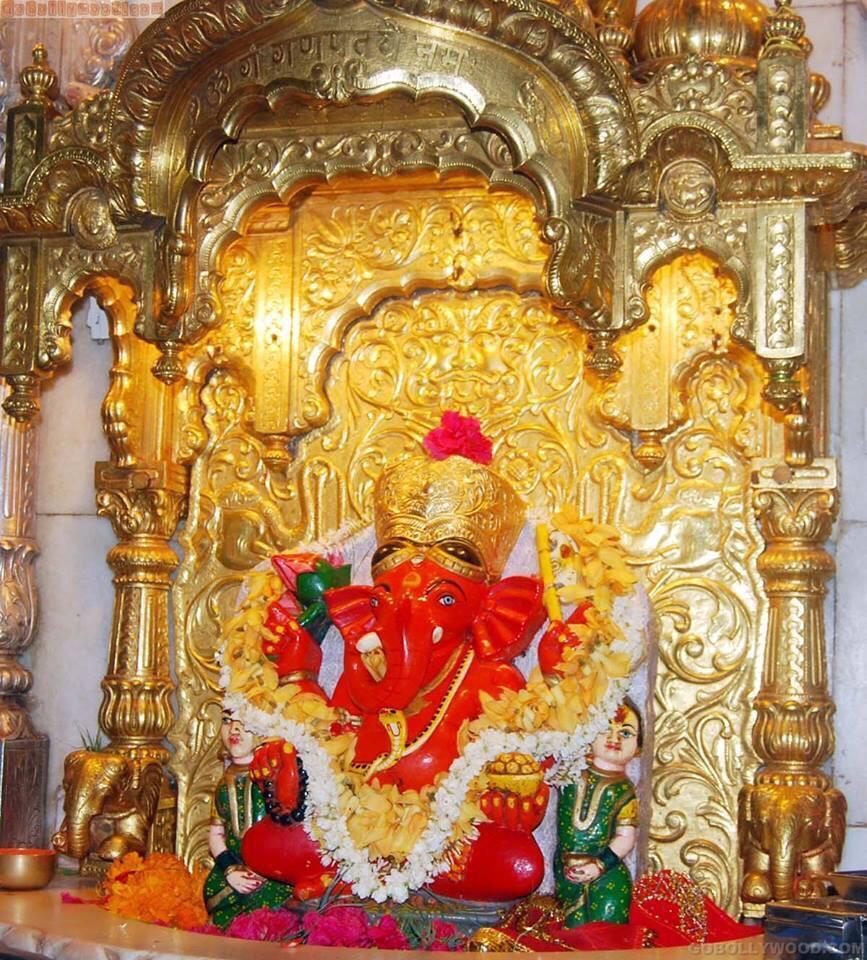 Shree Siddhivinayak Lord Ganapati