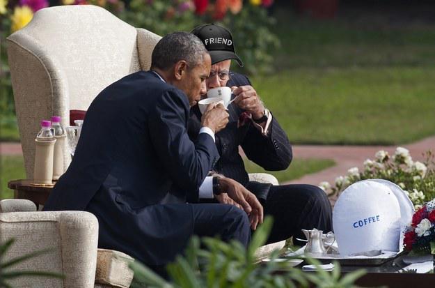 """@DrunkVinodMehta coffee for Obama >> @varungrover: Silently leaving it here. http://t.co/LcDErfs7Dt"""""""
