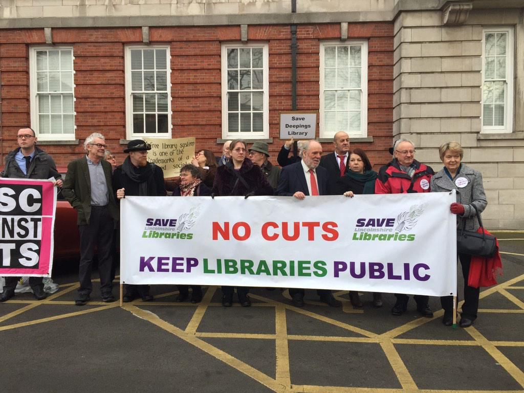 Lincolnshire bibliothèque