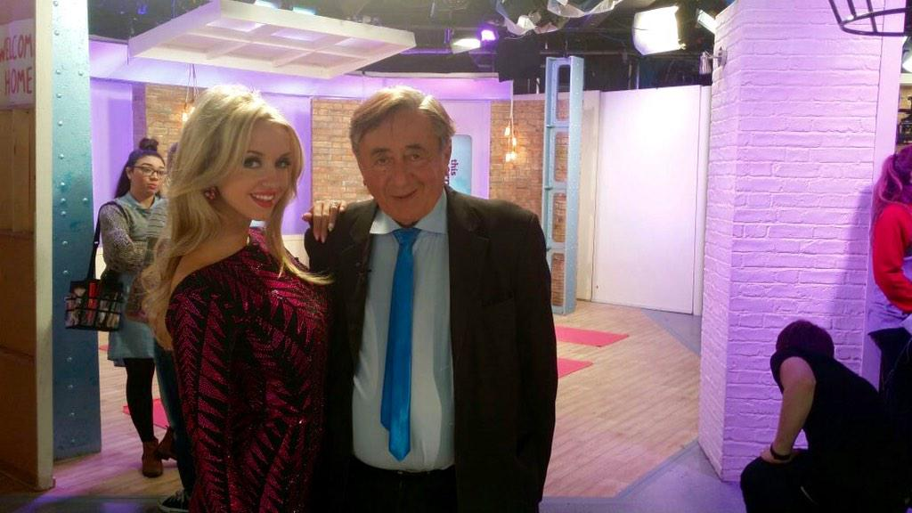 richard and judy age gap relationship