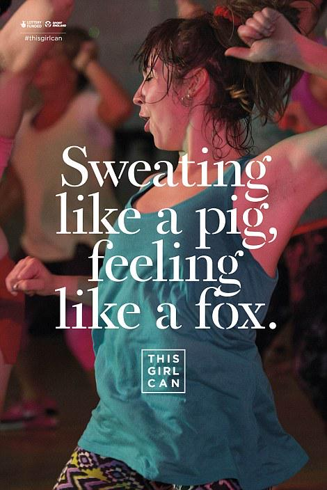 I jiggle therefore I am; our view on Sport England's #ThisGirlCan campaign   http://t.co/51KUKDu7vm http://t.co/bjGfTZEuXr